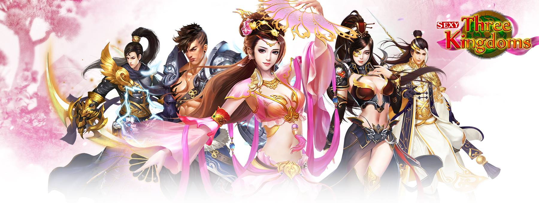 Sexy Three Kingdoms Official Website - 2020 most popular